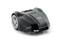 The STIGA AUTOCLIP-225S Robot Mower which is easily controlled using a mobile app