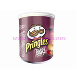 Pringles SMALL CAN Texas BBQ x12
