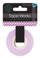 Tape Chevron Purple (Priced in singles, order units of 4)