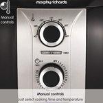 MR Health Fryer Manual 1200w 3L Black 3