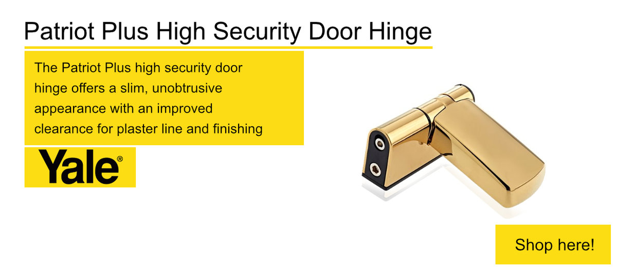 Patriot Plus High Security Door Hinge