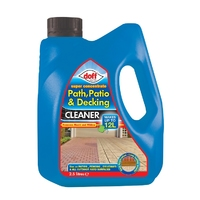 Doff Path, Patio & Decking Cleaner 2.5ltr