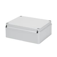 Gewiss Plain IP56 PVC Enclosure 190x140x70