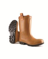 Dunlop C462743.FL Rig-Air Midsole Boot Brown S5 CI SRA