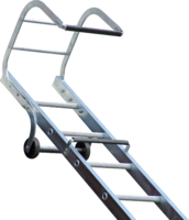 Lyte Trade Roof Ladder Single Section 1X19 Rung