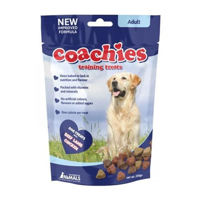 Coachies Adult Dog Treats 200g