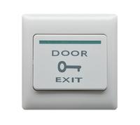 Plastic Exit Button 86 BoxABS plastic