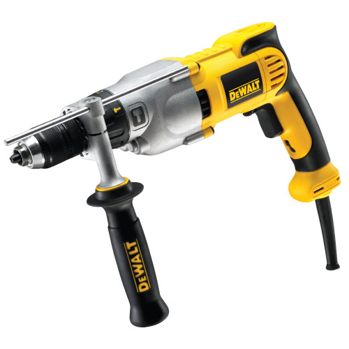 Dewalt Dwd524Ks 110V 1100W 2 Speed Percussion Drill C W 13Mm Keyless