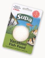 Supa Vacation Fish Blocks 25g x 12