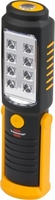 1175410010 250+100LUM 8+1 LED HAND LIGHT C/W BATTS