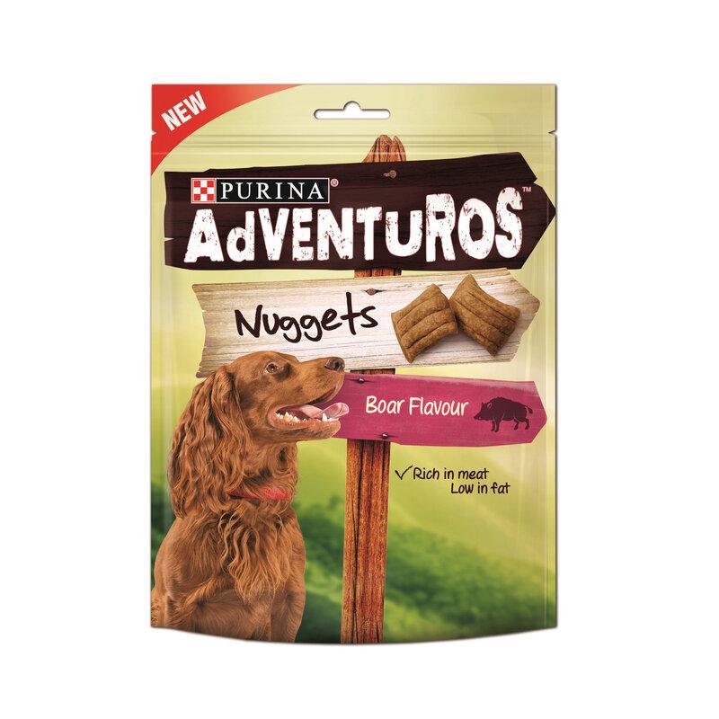 Nestle Purina Adventuros Nuggets Dog Treats 6 x 90g