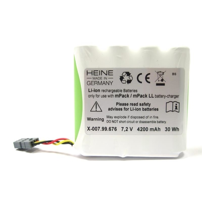 HEINE® mPack LL Li-ion battery