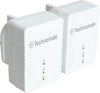 Technomate TM-600 Powerline Adapter Kit