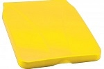 LAUNDRY TRAIN LID YELLOW