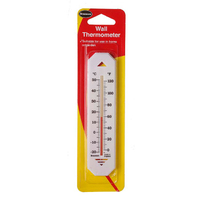 Brannan 150mm Budget Wall Thermometer