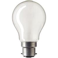 Rough service lamp 100 watt b.c.