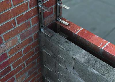 Stainless Steel Wall Starter Kit V63