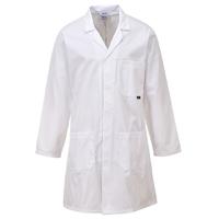 Portwest Standard Coat White