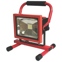 20 W LED Rechargeable Flood Lamp