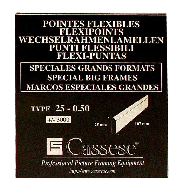 Cassese Flexibles Points (25mm)