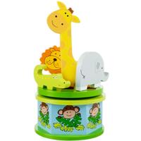 Safari Musical Carousel