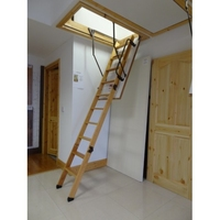 Oman Termo Attic Loft Ladder Protective Feet