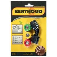 Berthoud Nozzle Tip Kit Cone