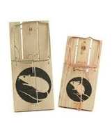 Wooden Mouse Trap (Each)