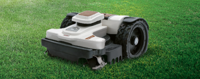 Ambrogio robot mower, robot mower, ambrogio