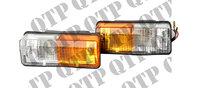 Lamp 600 & Fiat Front Pair LH & RH