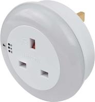 Plug In LED Nightlight 3 Colour Options