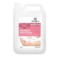 JANGRO Pearlised Hand Soap 5LTR