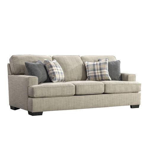 Tides Fabric 3 Seater Sofa