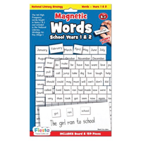 Magnetic Words Age 5-7 activity set - front of packaging