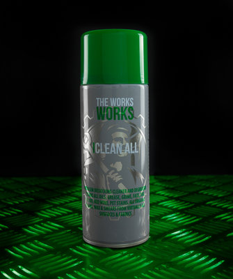 The Works - Clean-All 300ml