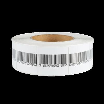 SEKURA RF 40x40mm Dummy Barcode Labels (Box of 1k)