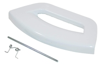 Hotpoint White Futura Door Handle Kit Compatible