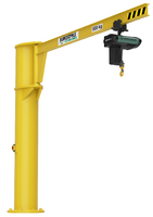 Verlinde VFI Column Mounted Jib Crane 270 (I Beam)