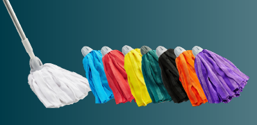 Expanded colour range for Klipspringer's microfibre socket mops
