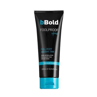 bBold Foolproof Express Lotion 100ml Medium