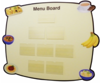 Picture Menu Board
