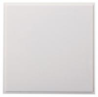 Triax Single Blank Insert(50x50)White(304294)