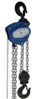 Tralift Manual Chain Block Silver Chain | 5000 Kg WLL