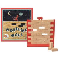 Wobbling Wall (Order in 2's)