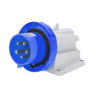 Angled Appliance Inlet Plug 16a 220v 3P IP67
