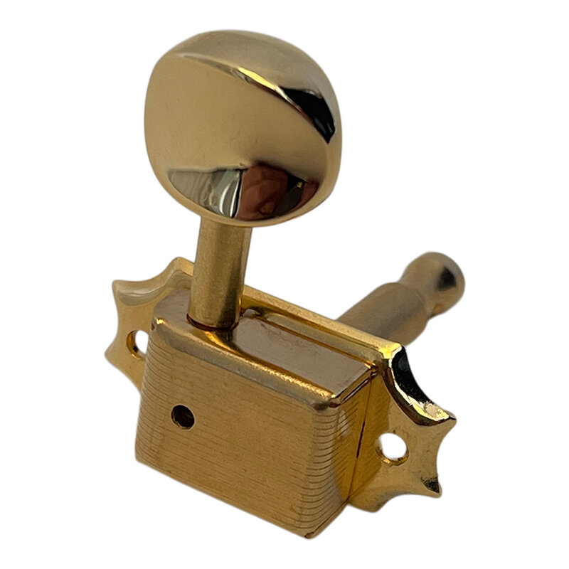 Schaller Original F-Series ST6B Guitar Machine Head Gold Plated