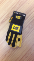 12205 CAT Premium Deerskin Glove Black