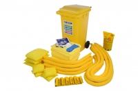 210 l Chemical/Universal Spill Kit