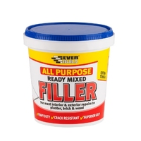 All Pupose Ready Mixed Filler, 1kg, White