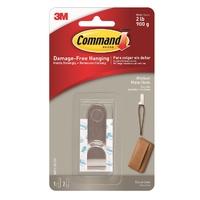 Command Modern Metal Medium Hook - MR12-SS